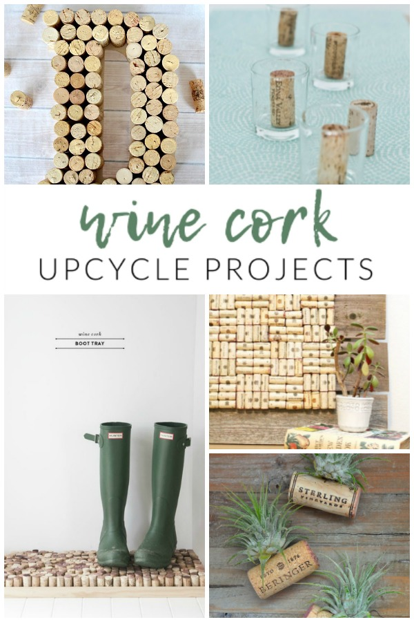 These 15 wine cork crafts are beautiful and functional, making them perfect crafts to make and use around the house.