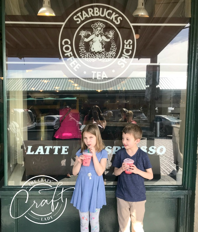 The Original Starbucks Pike Place Seattle