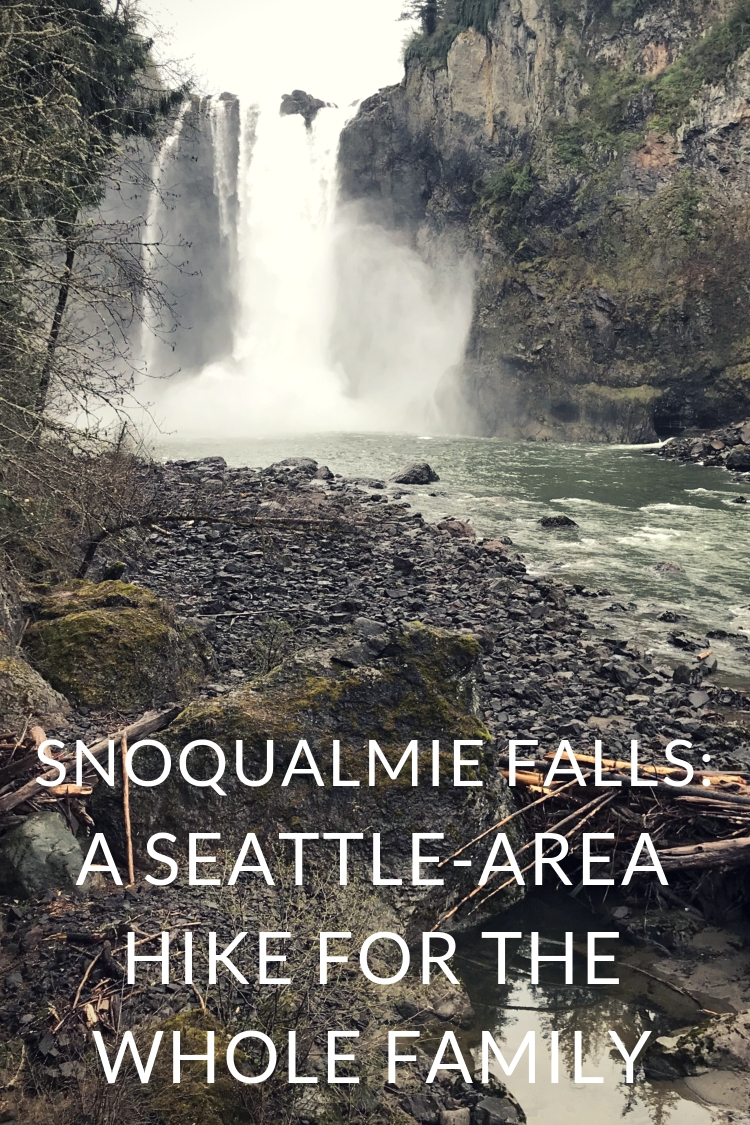 Go hiking Snoqualmie Falls, and bring the whole family. This easy and educational hike is perfect for kids of all ages. Learn about hydroelectric power, native vegetation, and forest growth.