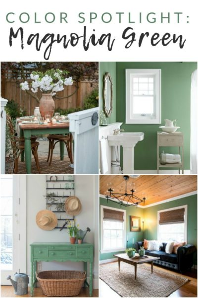 Color Spotlight_ Magnolia Green paint by Magnolia Home