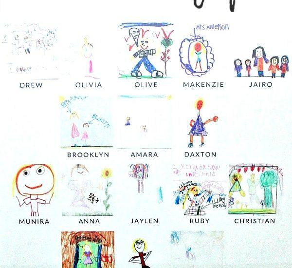 Kids Art Teacher Gift Idea