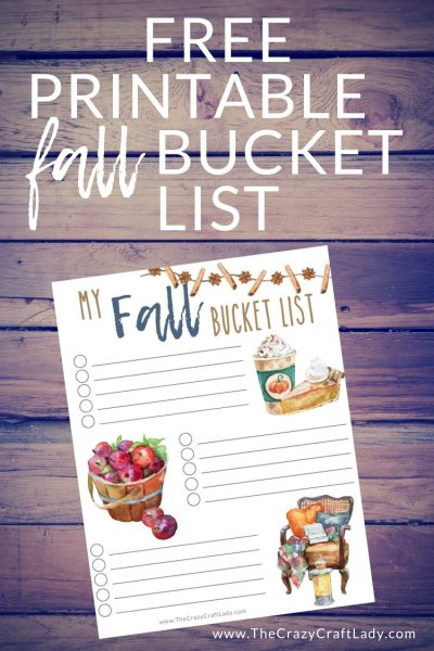 Get your fall bucket list printable here! My absolute favorite time of year is here. It's fall, y'all! To celebrate, I whipped up this fall bucket list printable for you all. Just print it out and hang it up - to remind yourself of all the fun fall activities before the season passes by.