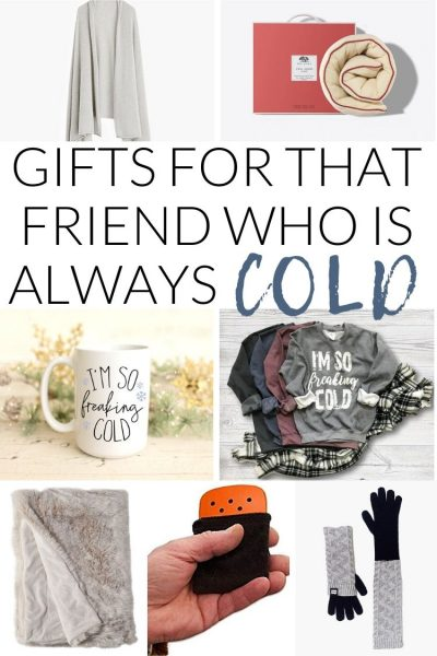 Always Cold? You Need these Cozy Gifts to Keep You Warm all Winter Long