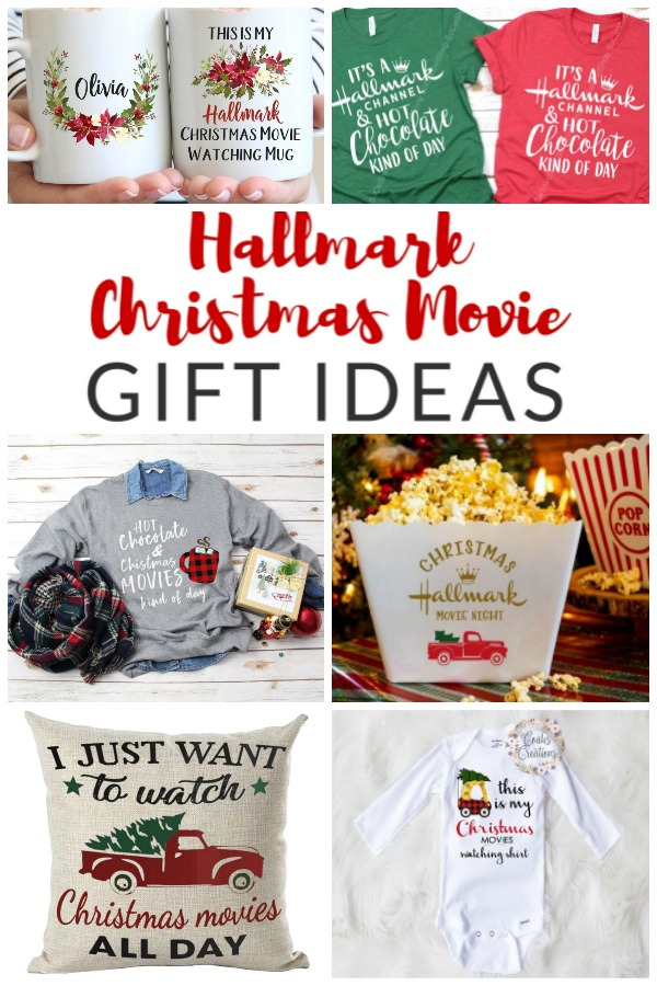 Hallmark Christmas Movie Gifts - Ideas