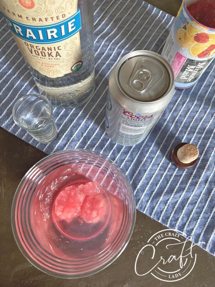 Pink Porch Crawler Summer Cocktail Recipe