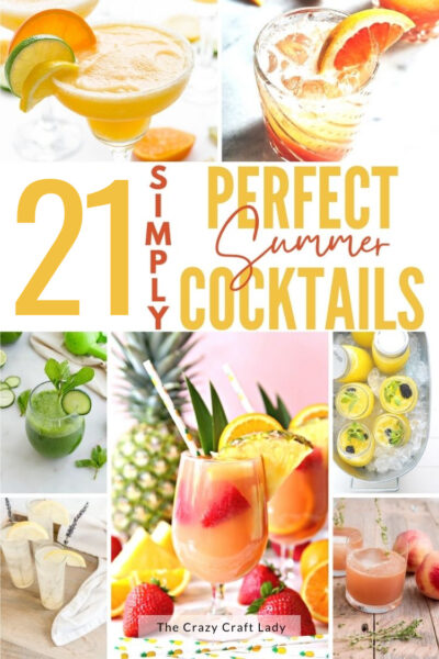 21 perfect summer cocktails